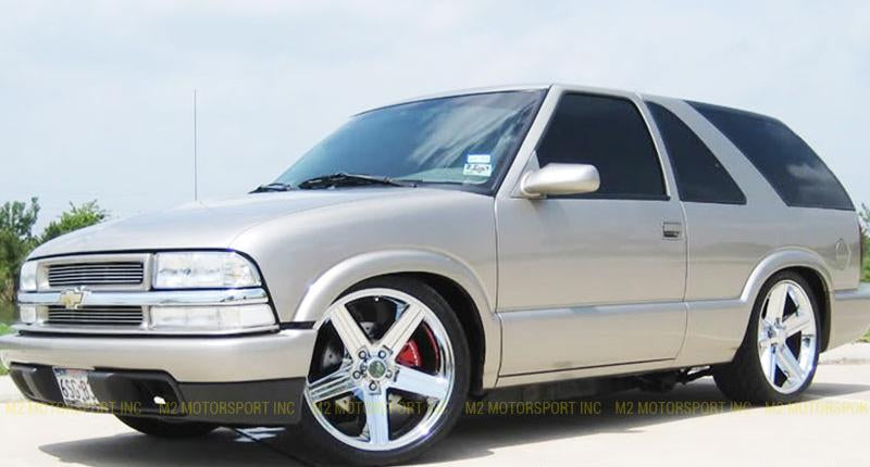 "17"" Iroc Rims Chrome"