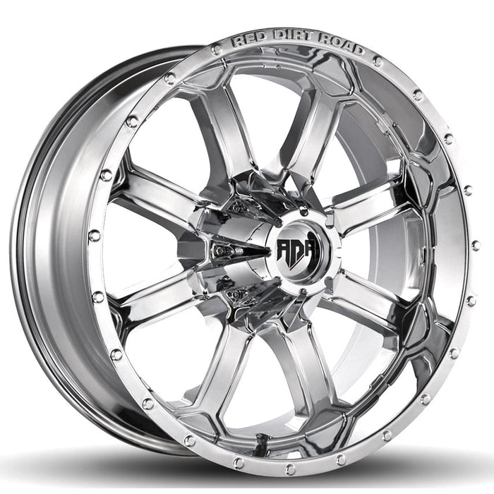 "18"" RDR RD01 Wheels Chrome"