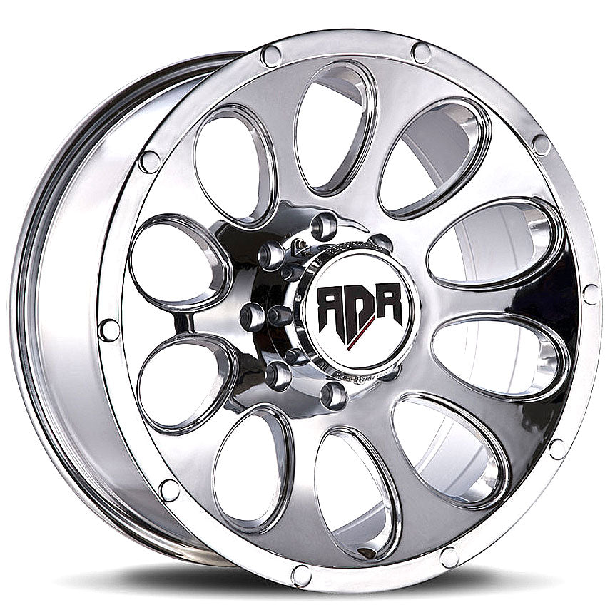 rdr rd02 wheels chrome