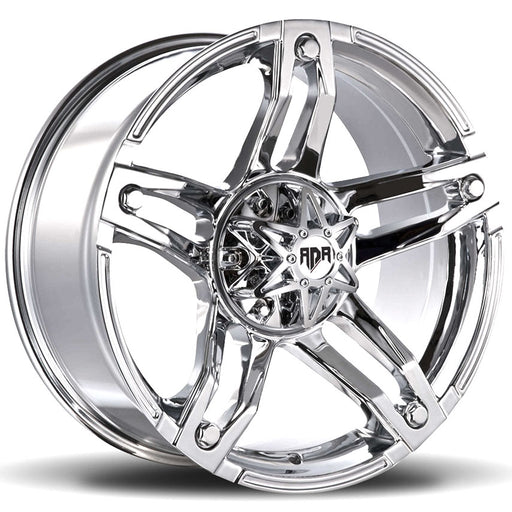 rdr rd03 wheels chrome