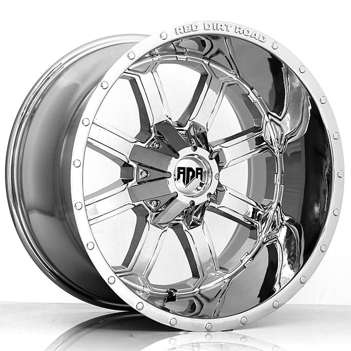 rdr rd01 wheels chrome
