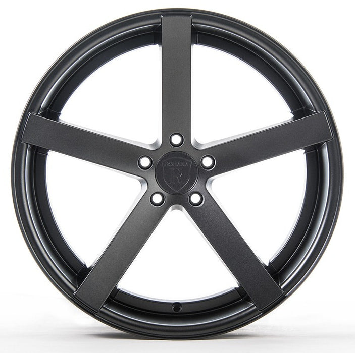 "19"" Rohana RC22 Wheels Matte Graphite"