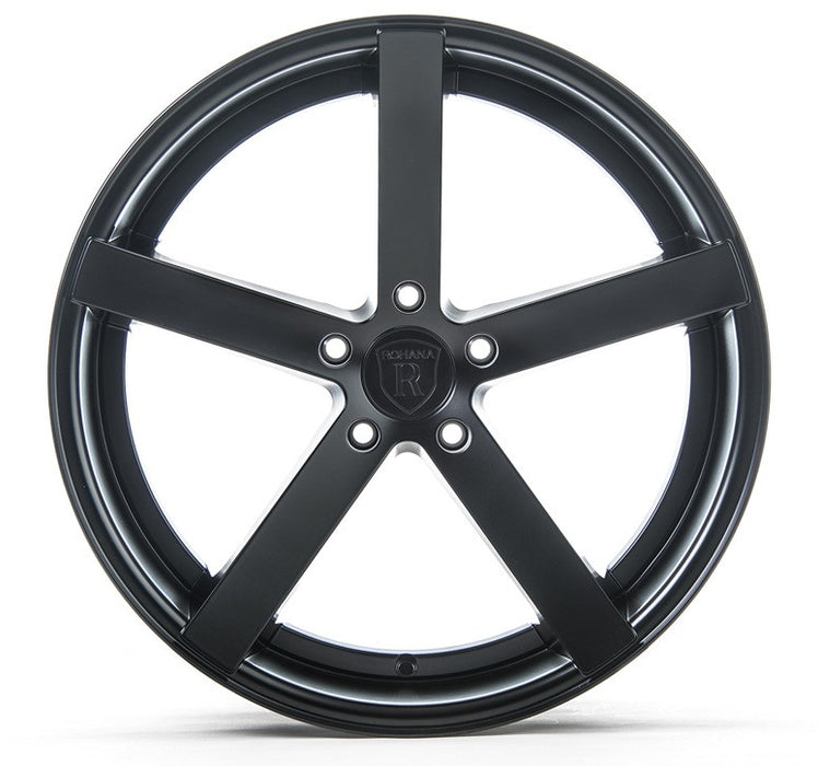 "22"" Rohana RC22 Wheels Matte Black"