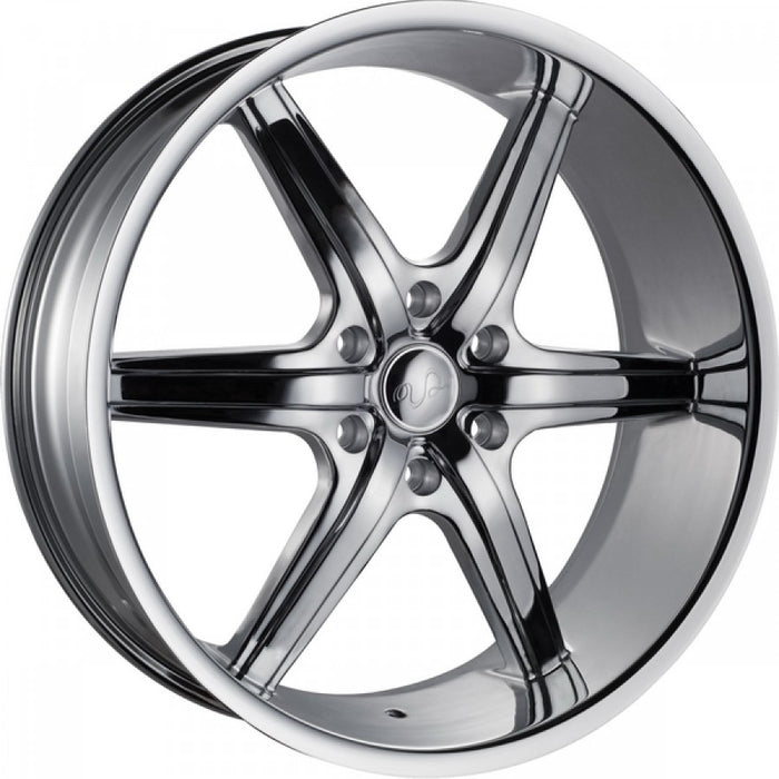 "22"" U2 120 Wheels Chrome"