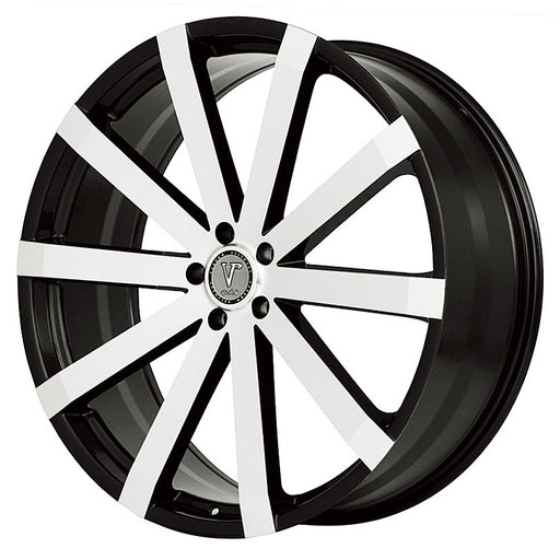 "24"" velocity vw12 wheels"