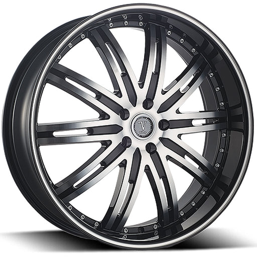 Velocity VW865 Wheels