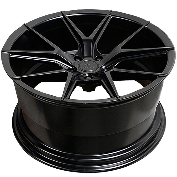 "19"" Verde Axis V99 Wheels Satin Black ."