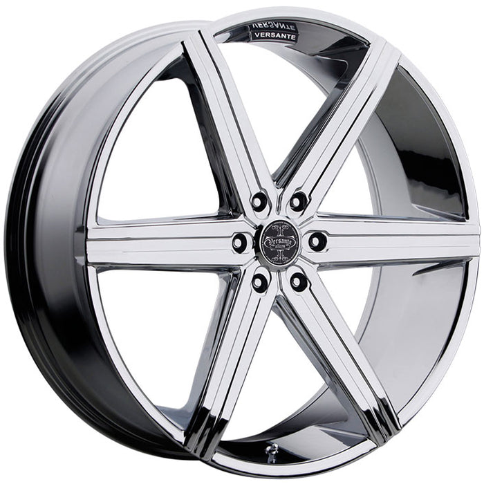 "22"" Versante ve228 Wheels Chrome"