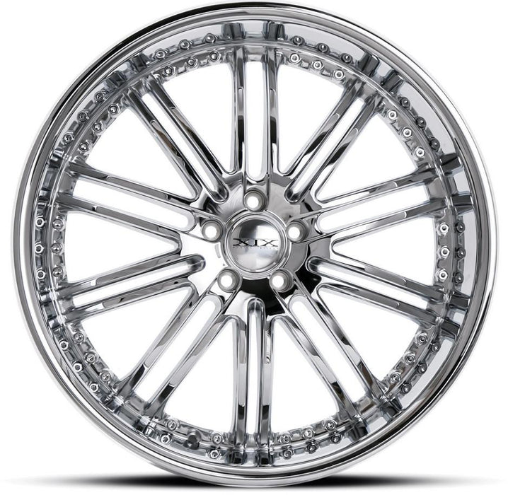 xix x23 rims chrome