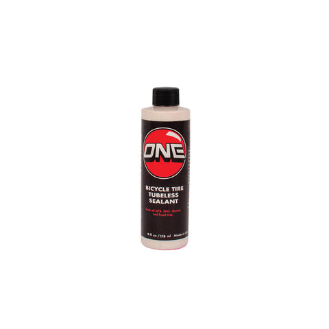 Bike tire tubeless sealant 4oz | One Mfg Bike