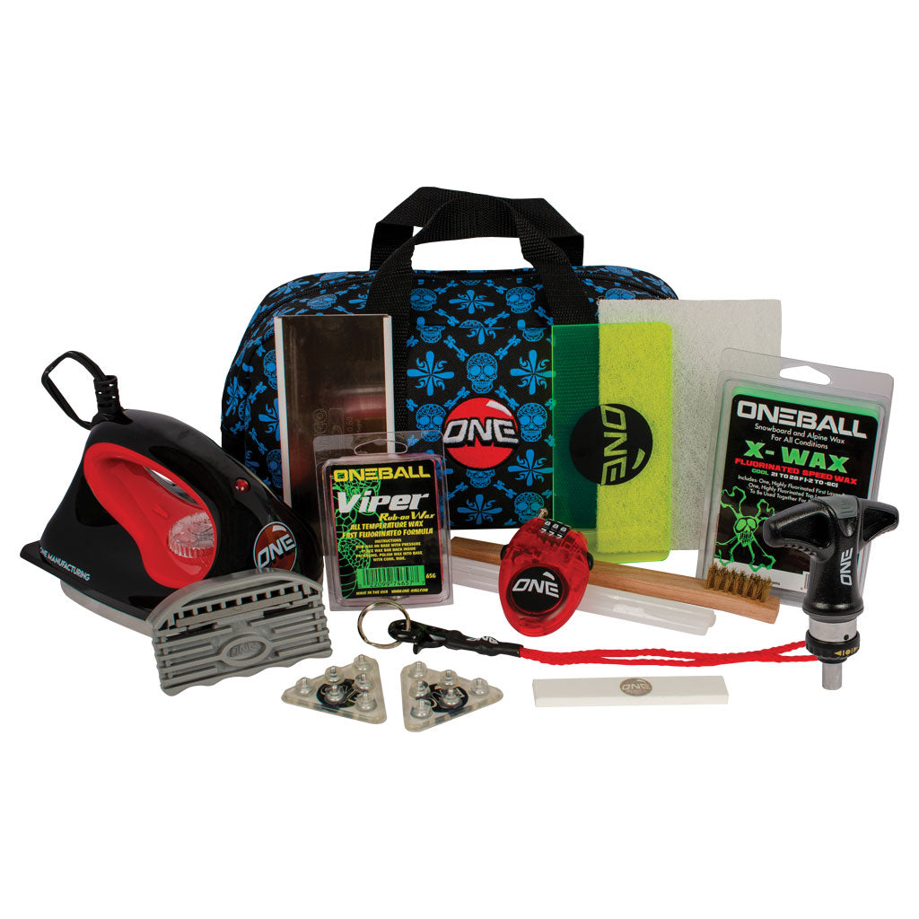 World Domination Snowboard Tuning Kit