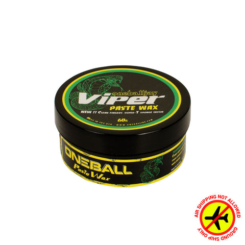 Viper Paste Ski and Snowboard Wax - One Mfg - Oneball Snowboard Accessories