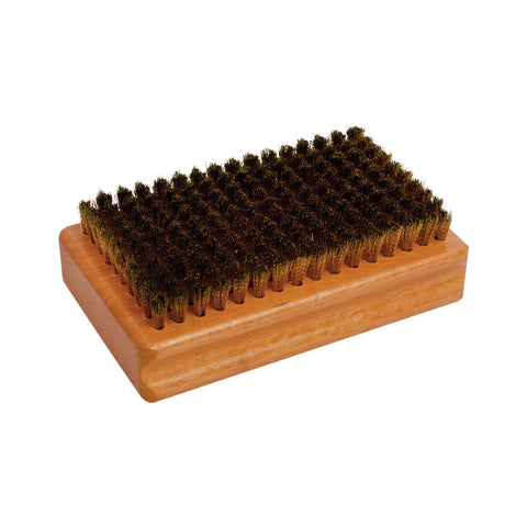 Brass/Nylon Waxing Brush Combo