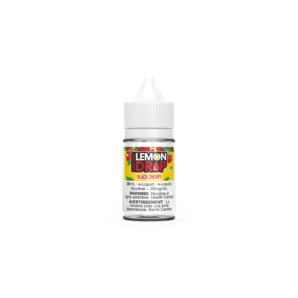 Lemon Drop Salt - Black Cherry