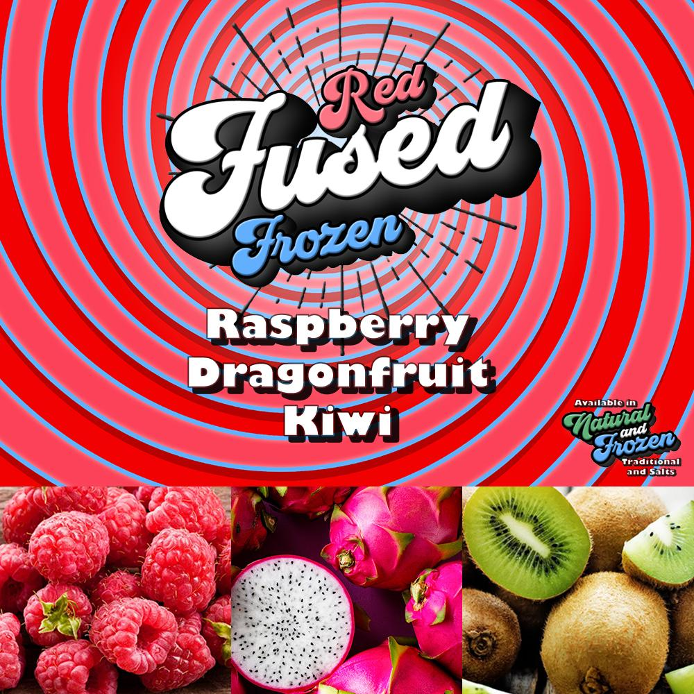 Fused - Red Frozen