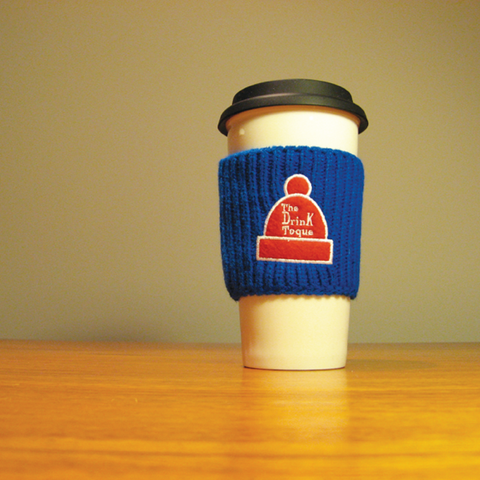 Blue Mountain Coffee Sleeve