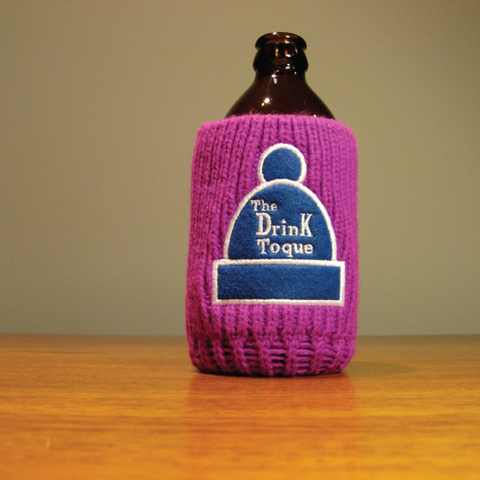 The Drink Toque - Popsicle Purple