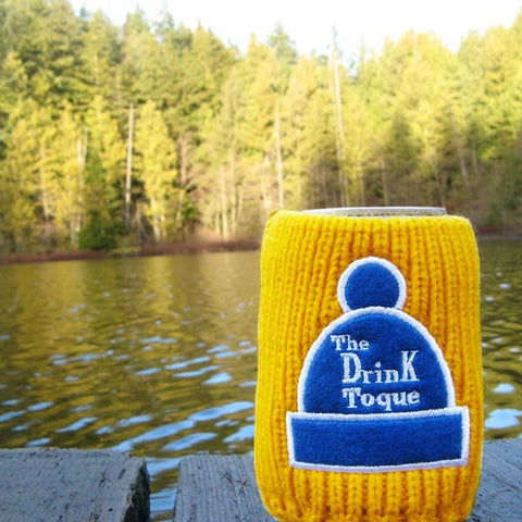 The Drink Toque - Orange