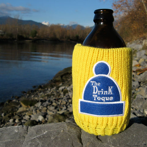 The Drink Toque - Sunshine Yellow