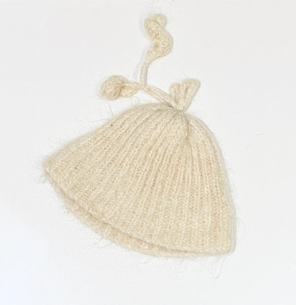 Top Knot Hat // 2Y