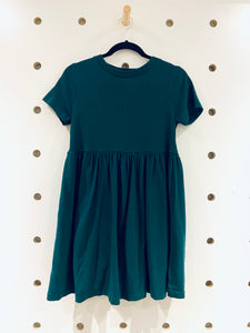 Urban Outfitters Forest Green Baby Doll Dress Sz XS
