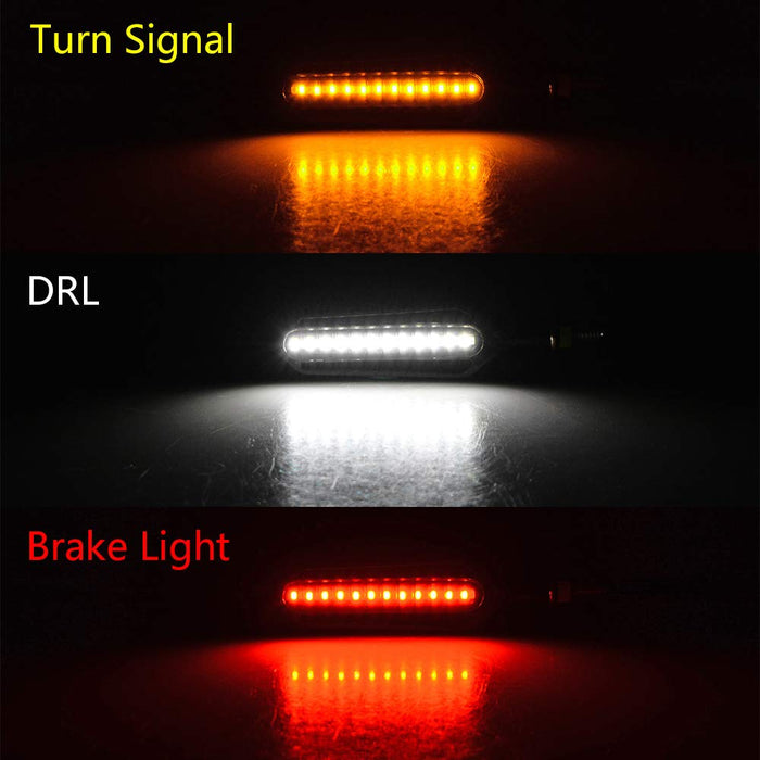 Sequential Motorcycle Turn Signal Kit