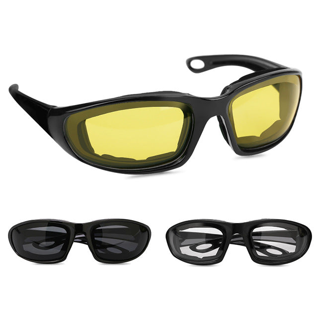 Shield Motorcycle Glasses