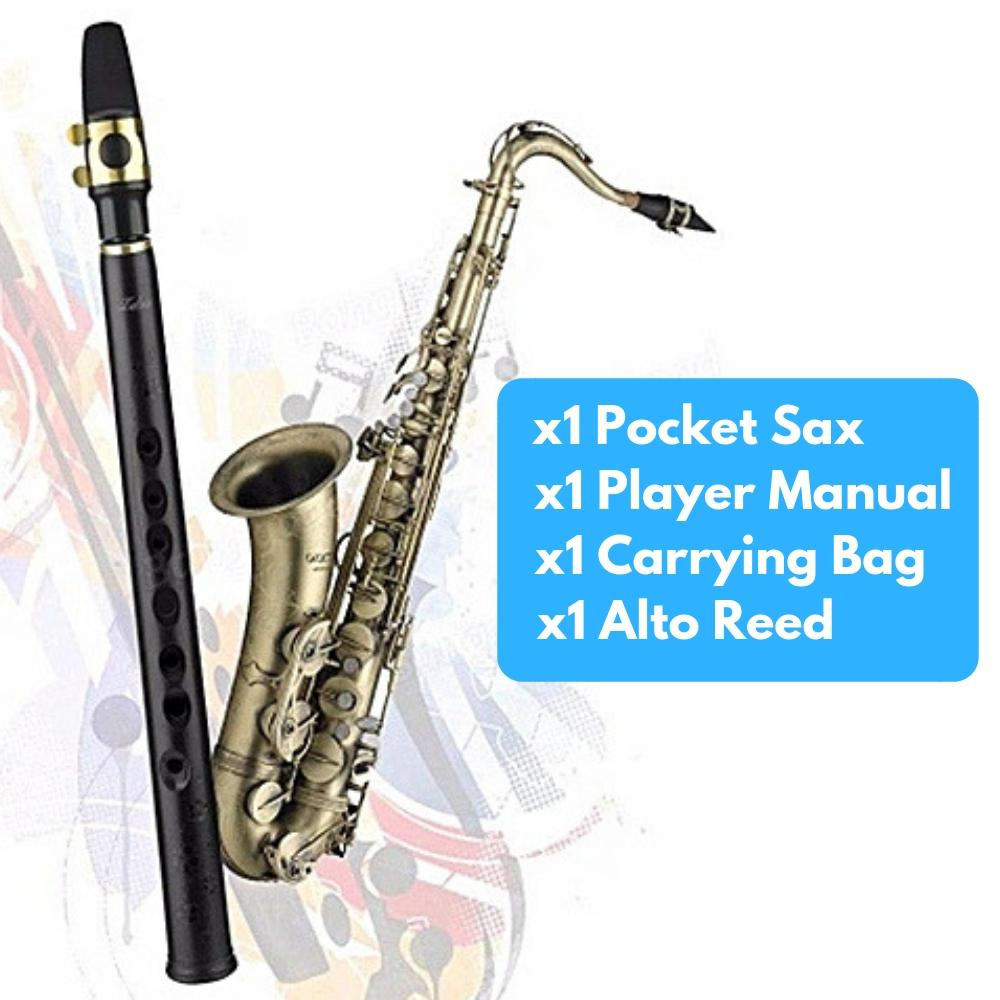 Pocket Saxophone