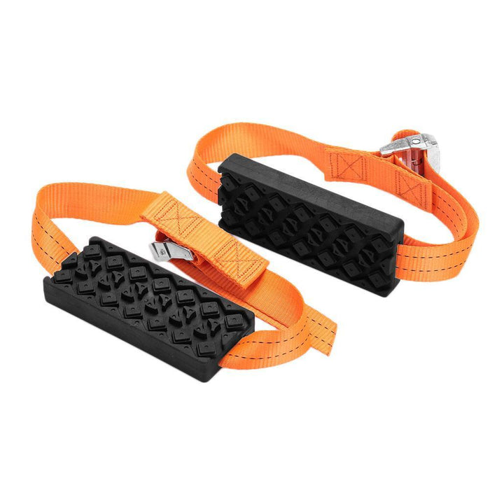 Emergency Tire Straps