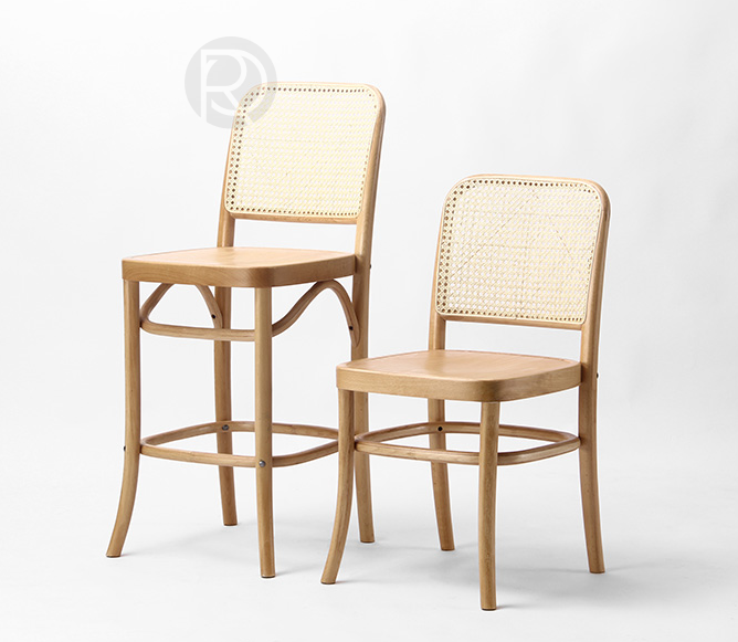 Bar chair HOFFMANN by Romatti