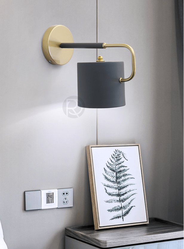 Wall lamp WANSY by Romatti