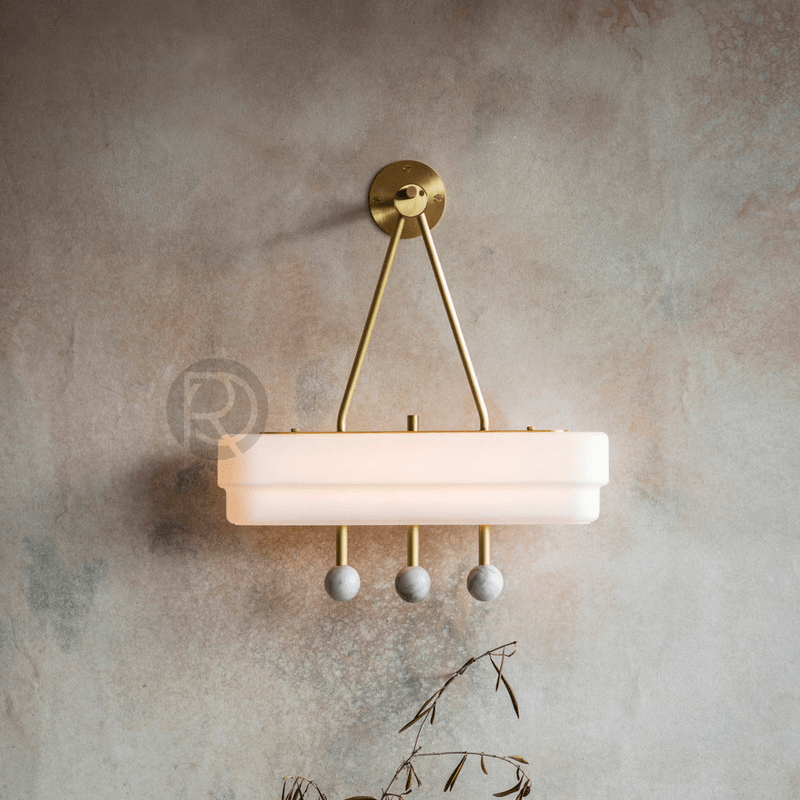 Wall lamp PALMERO by Romatti