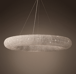Pendant lamp Crystal Halo by Restoration Hardware - ROMATTI