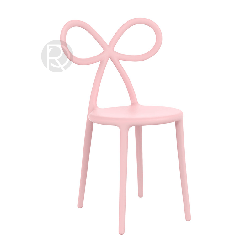 Chair RIBBON by Qeeboo