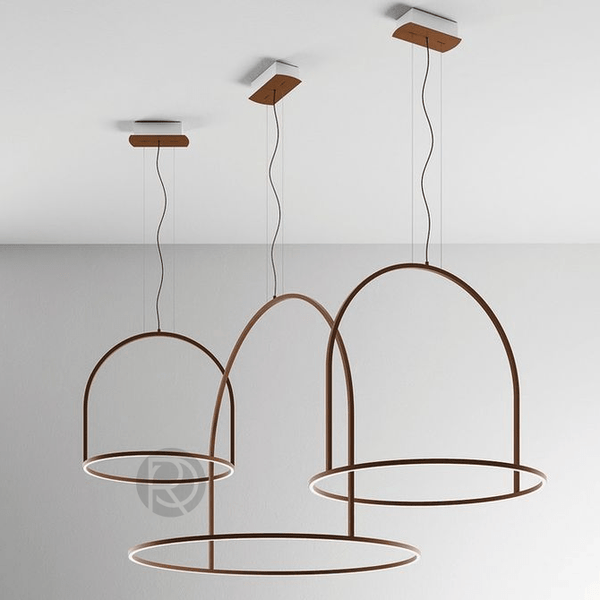 Pendant light U-LIGHT by Romatti