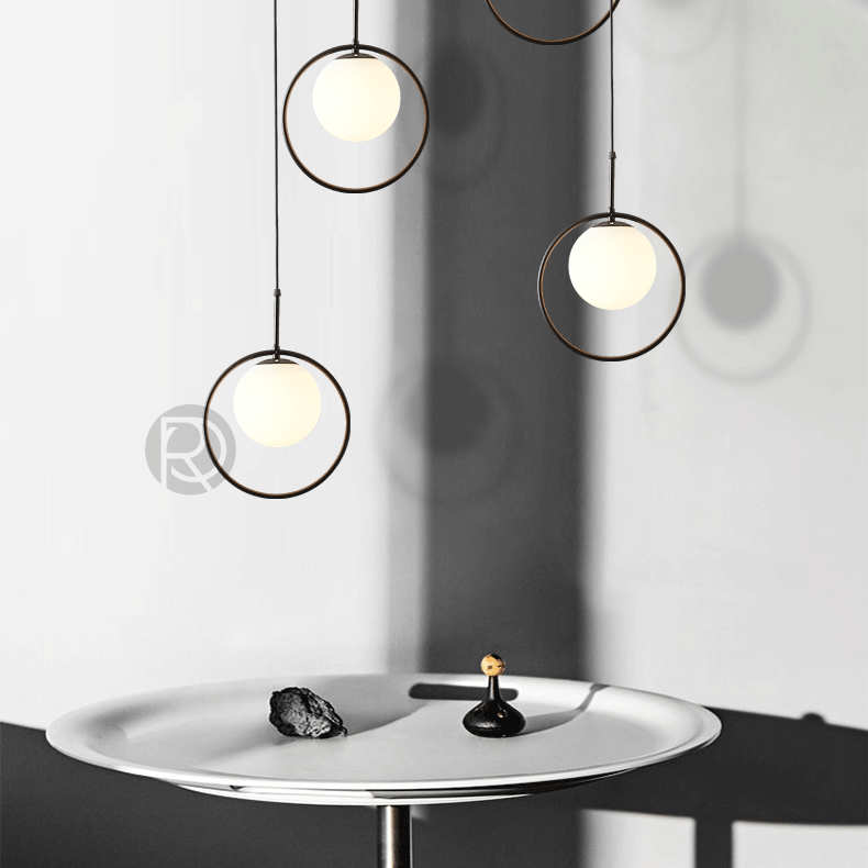 Pendant light RATEM by Romatti