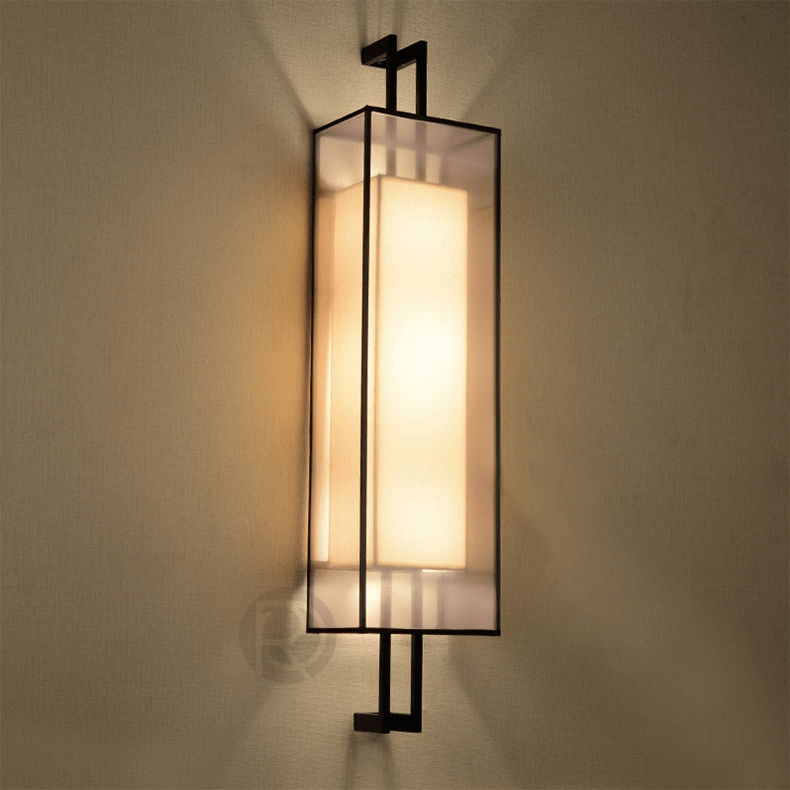 Wall lamp NICKLE WAY by Romatti