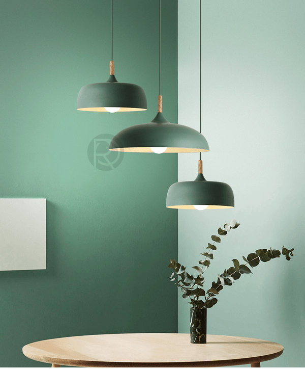 Pendant light U-COLOR by Romatti