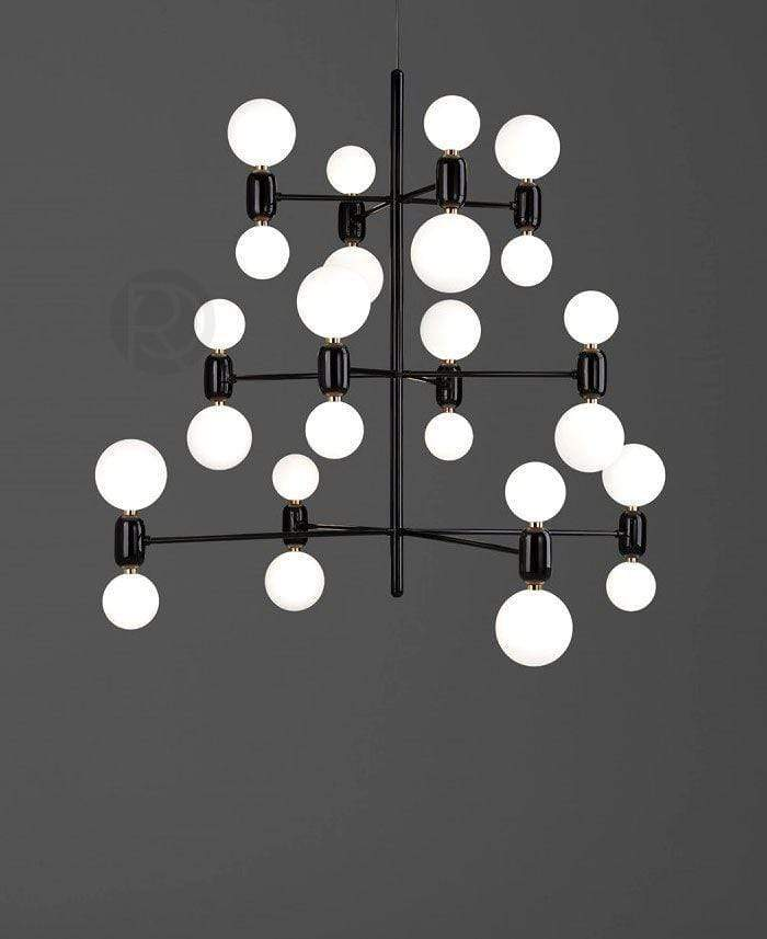 Chandelier Aballs by Romatti