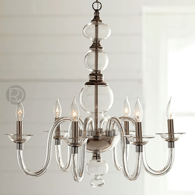 Chandelier BLOWN by Pottery Barn