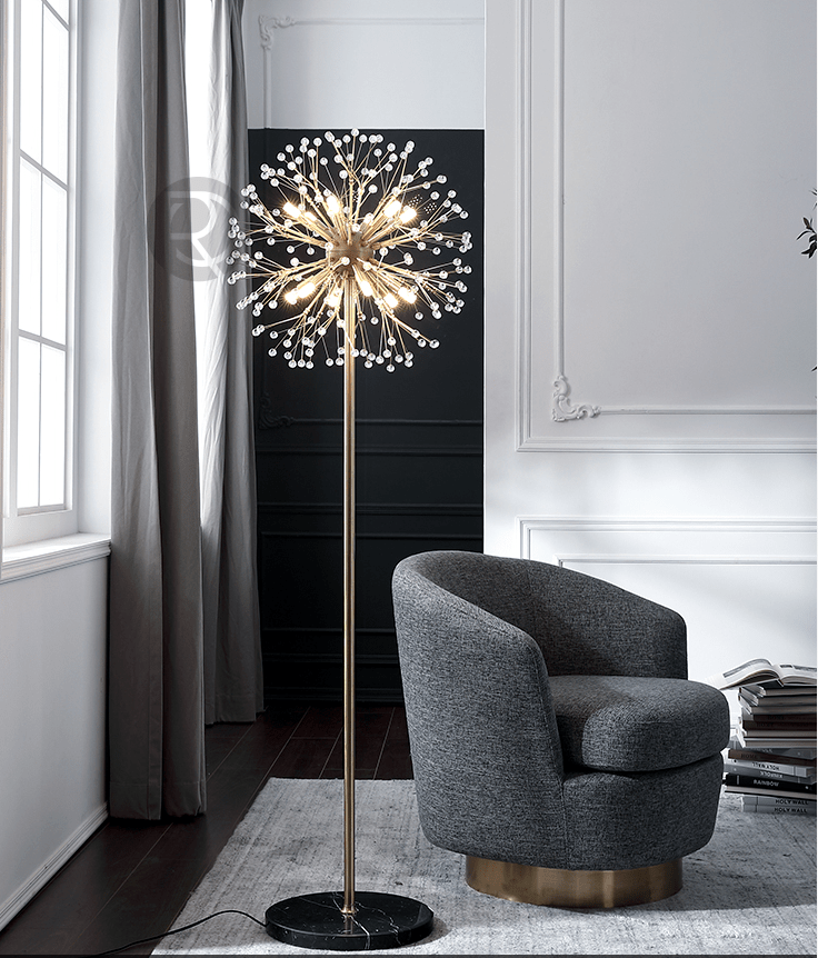 Floor lamp DUNKIRK by Romatti