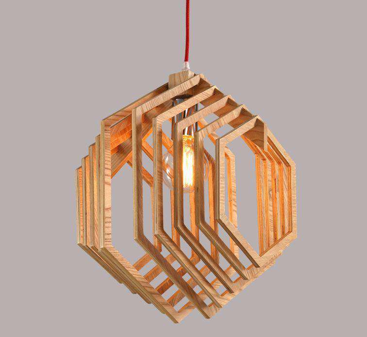Pendant lamp is Most - ROMATTI