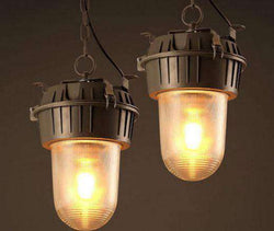 Pendant lamp glass Bones - ROMATTI
