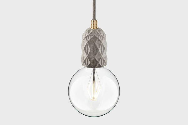 Pendant lamp Beton Grey Air LATITUDE