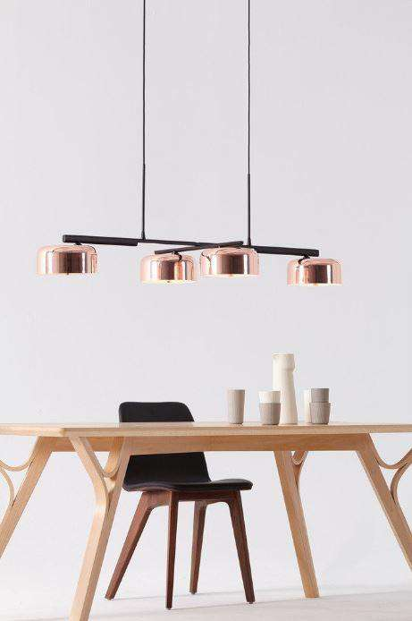 Pendant lamp of Seed Design Lalu+ Copper Pendant Lamp - ROMATTI