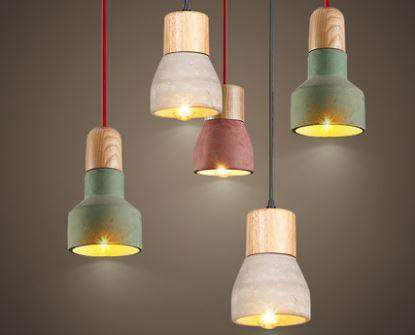 Pendant light lamp.