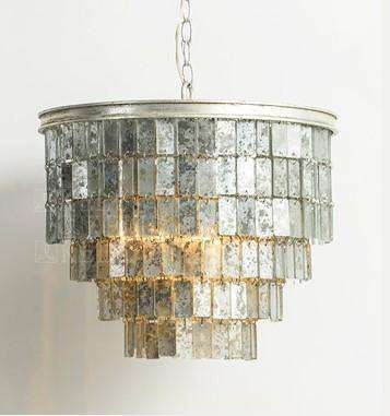 Pendant lamp chik Shelly M - ROMATTI