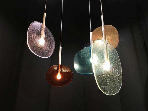 Pendant lamp Lollipop - ROMATTI