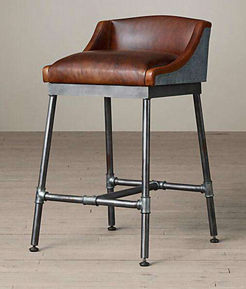 Bar chair Industrial retro - ROMATTI