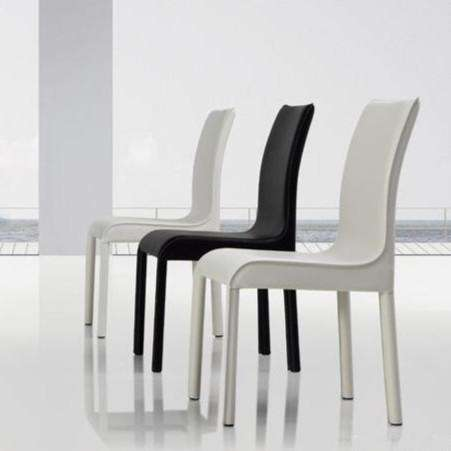 Chair Leather - ROMATTI